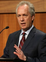 Mayor Greg Fischer