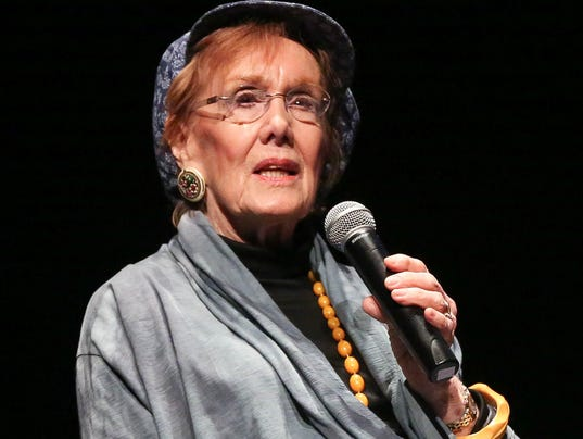 """(FILE) Singer Marni Nixon Dies At 86 The Academy & MoMI To Host Special Archival Screenings Of """"The Sound of Music"""""""