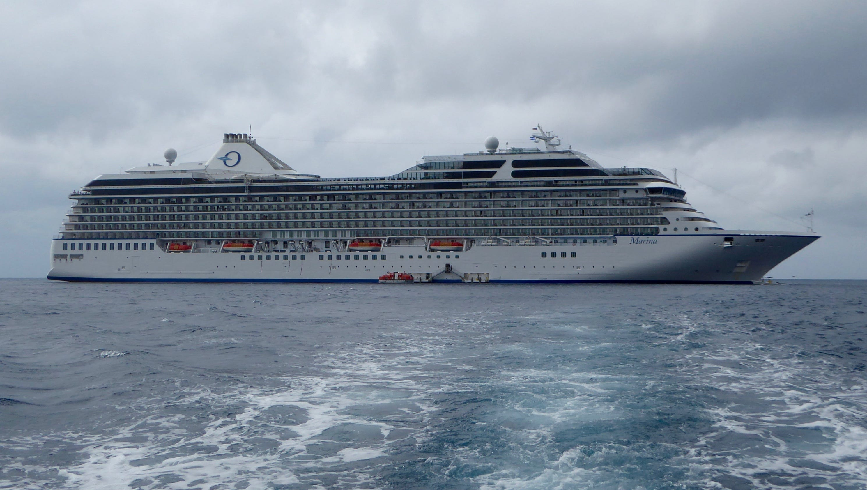 Cruise Ship Tours Oceania Cruises39 Marina
