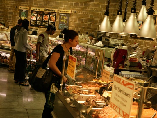 Whole Foods Market operates 433 stores worldwide and