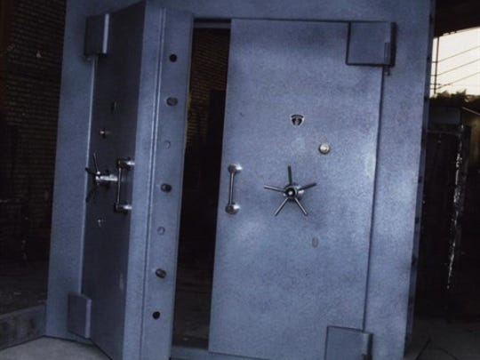 A photo from the web site of GMP Safes, an Iranian