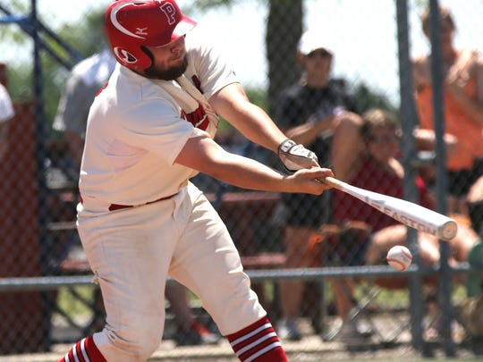 Seth Bailey and his Plymouth Big Red reached the regional finals for the first time in school history after winning the program's first district title in 34 years.