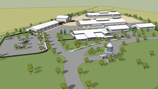 Windsor is working toward building a new $10 million public works campus to replace two facilities that town officials say the department has outgrown.