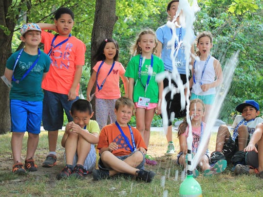 Sciencenter Summer Camps provide a variety of fun science-related