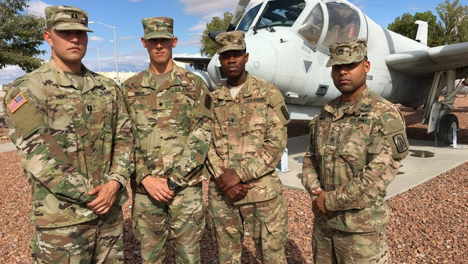 Members of the 204th Military Intelligence Battalion (Aerial Reconnaissance) won the annual Staff Sgt. Joshua Mills Commando Competition for the second straight year.
