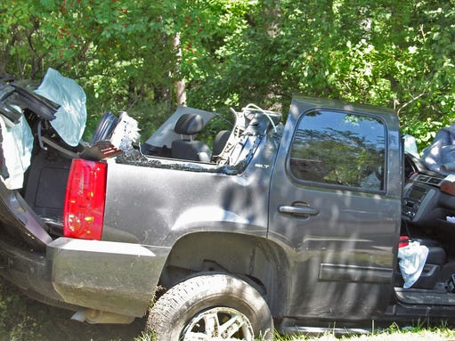 Witness Freeh Forced 3 Drivers Off Road Before Wreck
