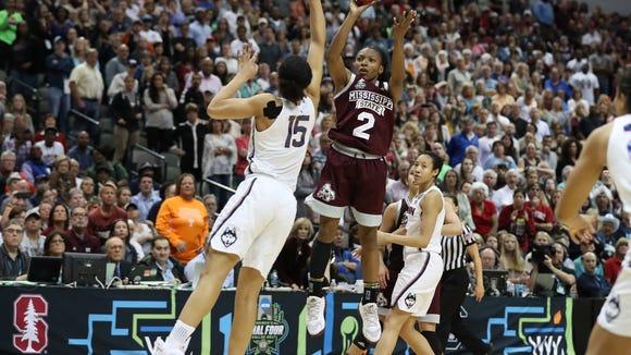 USP NCAA WOMENS BASKETBALL: WOMEN'S FINAL FOUR-MIS S BKW USA TX