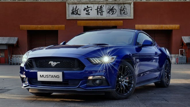 Thanks largely to its success in China, the Ford Mustang is now the best-selling sports car globally.