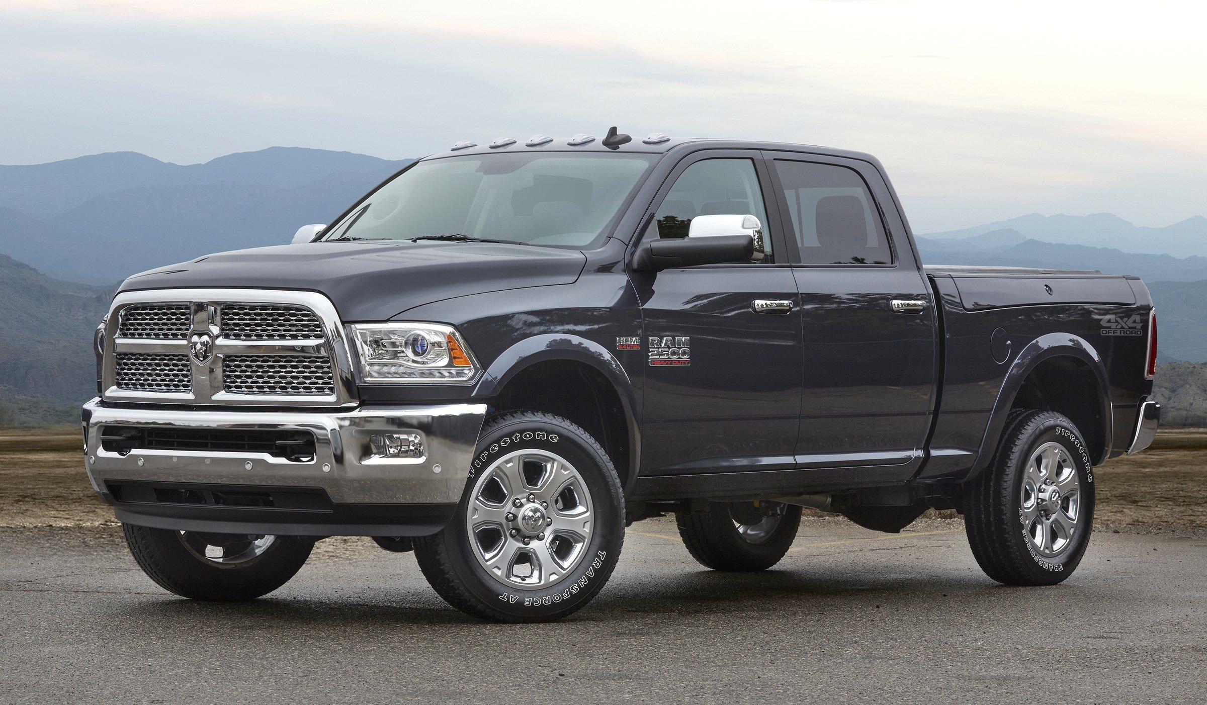 Dodge 3500 recalls