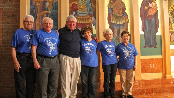 St. George's Greek Orthodox Church in Bloomfield Township celebrates 90th year