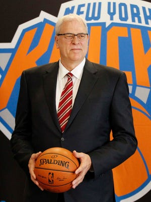 Phil Jackson is hoping star Carmelo Anthony does not opt out of the final year of his current Knicks contract.