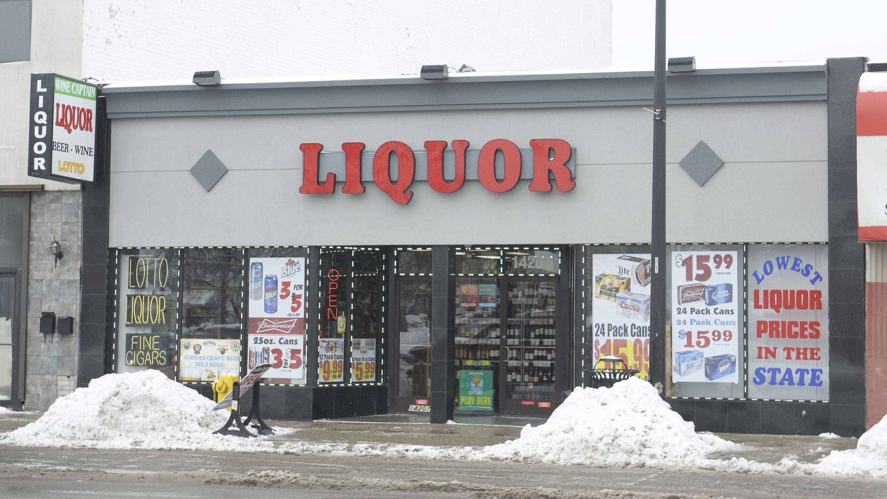 beer store hours today michigan liquor location rule prompts fight 10449