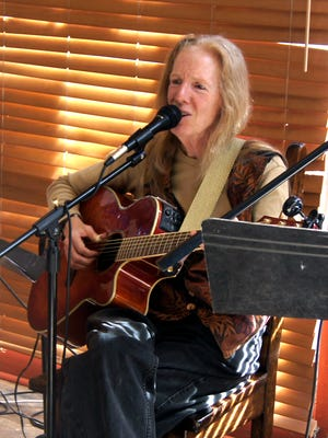 """A CD release party for """"Untamed,"""" the fifth album by local musician Azaima Anderson, was held Sunday at the Yankie Creek Coffee House in Silver City. Anderson was accompanied by four members of the Gypsy Feet Band for part of the performance. The """"Untamed"""" title holds special significance for Anderson. """"In one way or another, each song is about finding your own voice, rather than doing what other people expect or want of you."""" Anderson said. """"It's also half of the 'Untamed Gila' title of the second song. In that context, it voices my opposition to the river's diversion."""""""