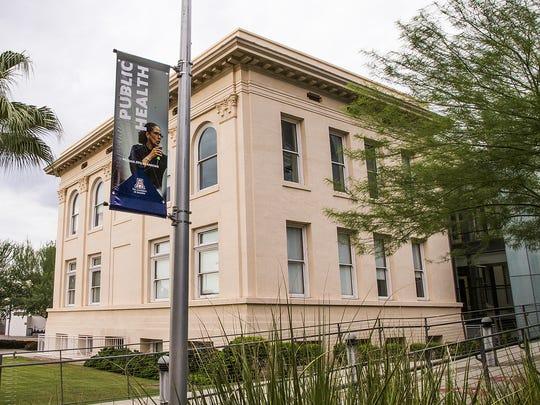 The University of Arizona College of Medicine in downtown Phoenix.