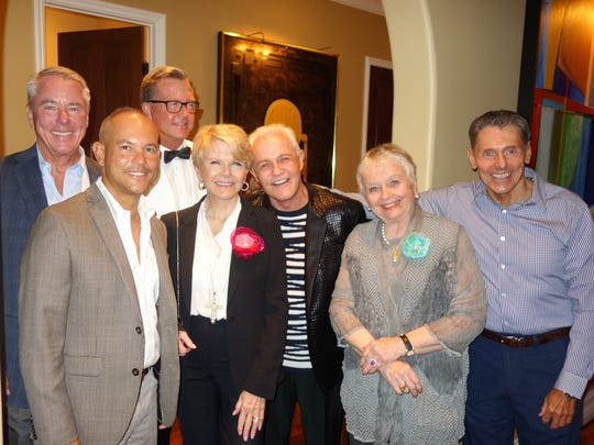 John Nelson, Cat Moe, Ross Case, Nancy Stone, Michael Childers, Jean Viereck, Doug Donenfeld