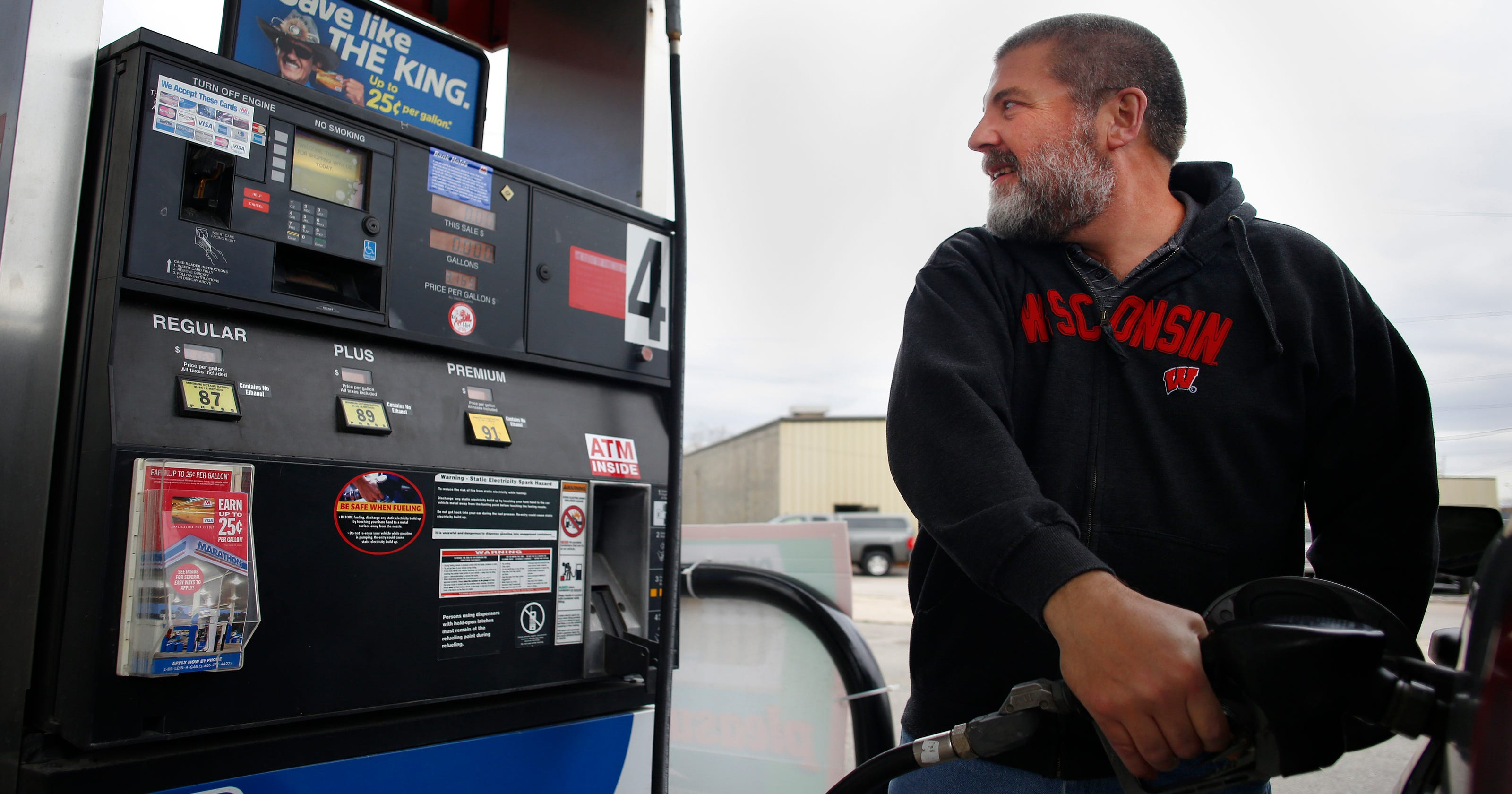 The Buzz: Frugal fuel
