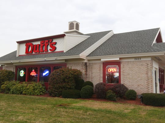 Duff's Famous Wings at its newest location on West Henrietta Road.