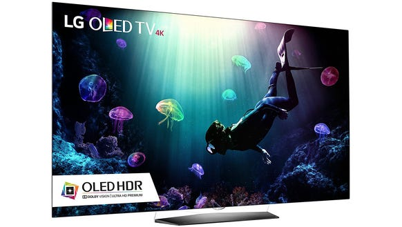 This incredible OLED TV from LG is on sale for the