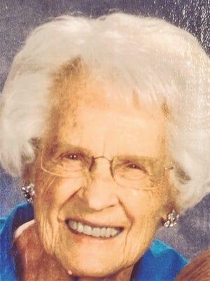 Helen E. Ross 100th Birthday