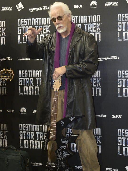 Destination Star Trek London - Photocall