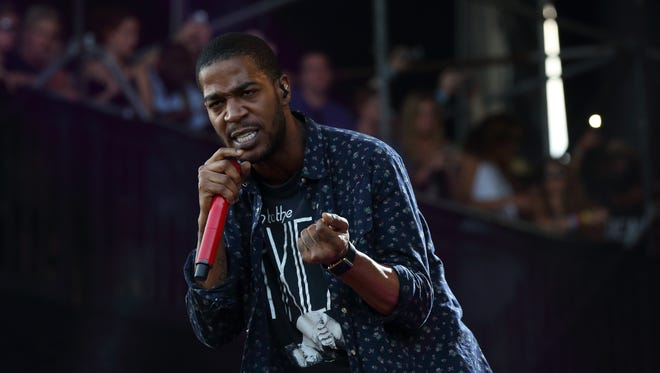 Kid Cudi, pictured here in 2015, opened up to fans about his decision to check himself into rehab.
