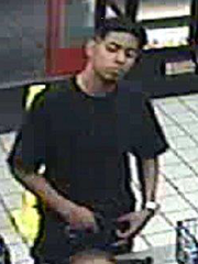 Maricopa County Sheriff's Office is looking for help identifying this man involved in an armed robbery.