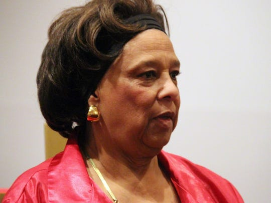 Anderson County Councilwoman Gracie Floyd