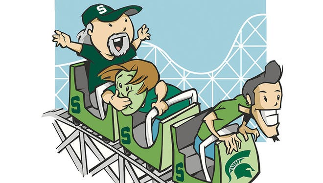 MSU's roller coaster of a season may have a few more stops.