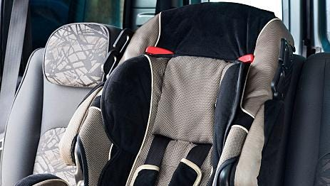 Children in New York will eventually have to ride in rear-facing car seats until they are age 2. The law takes effect Nov. 1, 2019.