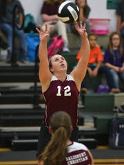 Salisbury Christian's Lexi Evelyn