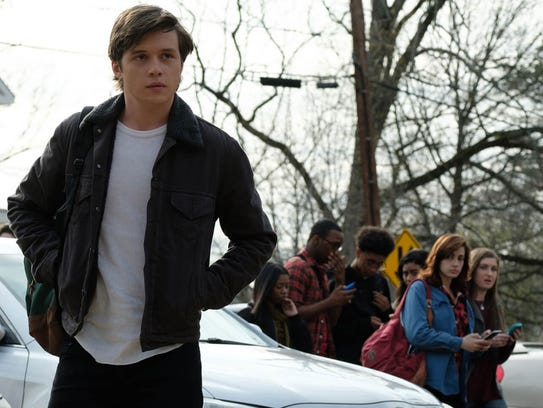 Nick Robinson plays a teenager grappling with love