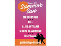 Enter to Win Fun in the Summer Sun Tickets!