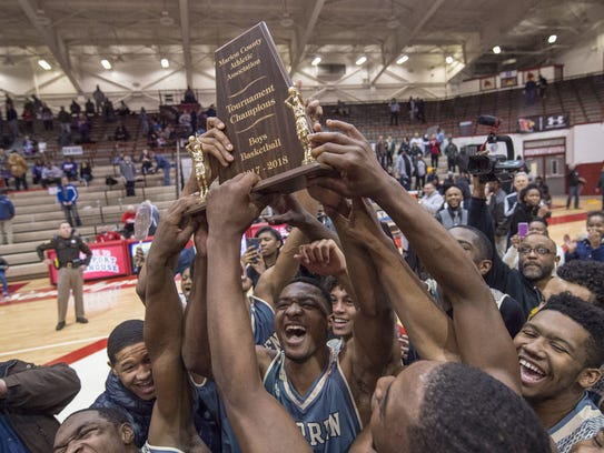 FILE – Top-ranked Warren Central already won the Marion