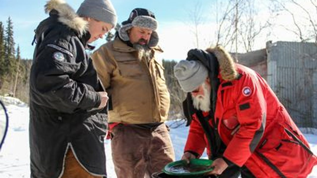 """lohud columnist Dan Bova is on assignment with the Discovery Channel's """"Gold Rush."""""""
