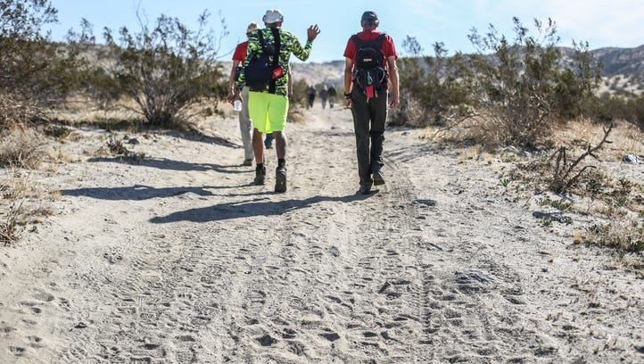 Coachella Valley gets its first new hiking trail in over 10 years. Here's the story behind it.