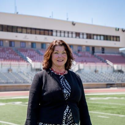 Debbie Corum is ready to lead SUU athletic department