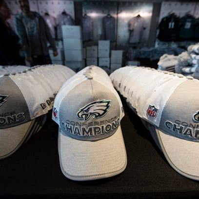 Atlantic City longs for sports betting, action on Eagles