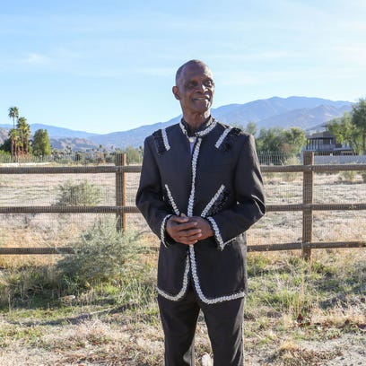 Survivor of 'city-engineered holocaust' in Palm Springs finds redemption in Black History Month celebration
