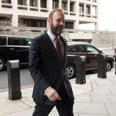 As Rick Gates pleads guilty, Mueller secures cooperation of third Trump campaign aide for Russia probe
