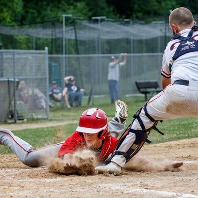 Baseball: Sussex Hamilton at Brookfield East