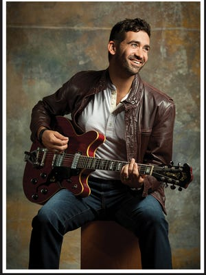 Christian music star Aaron Shust will play a free benefit concert for the Utah Food Bank on Saturday, Sept. 10, at Sandtown Park in St. George.
