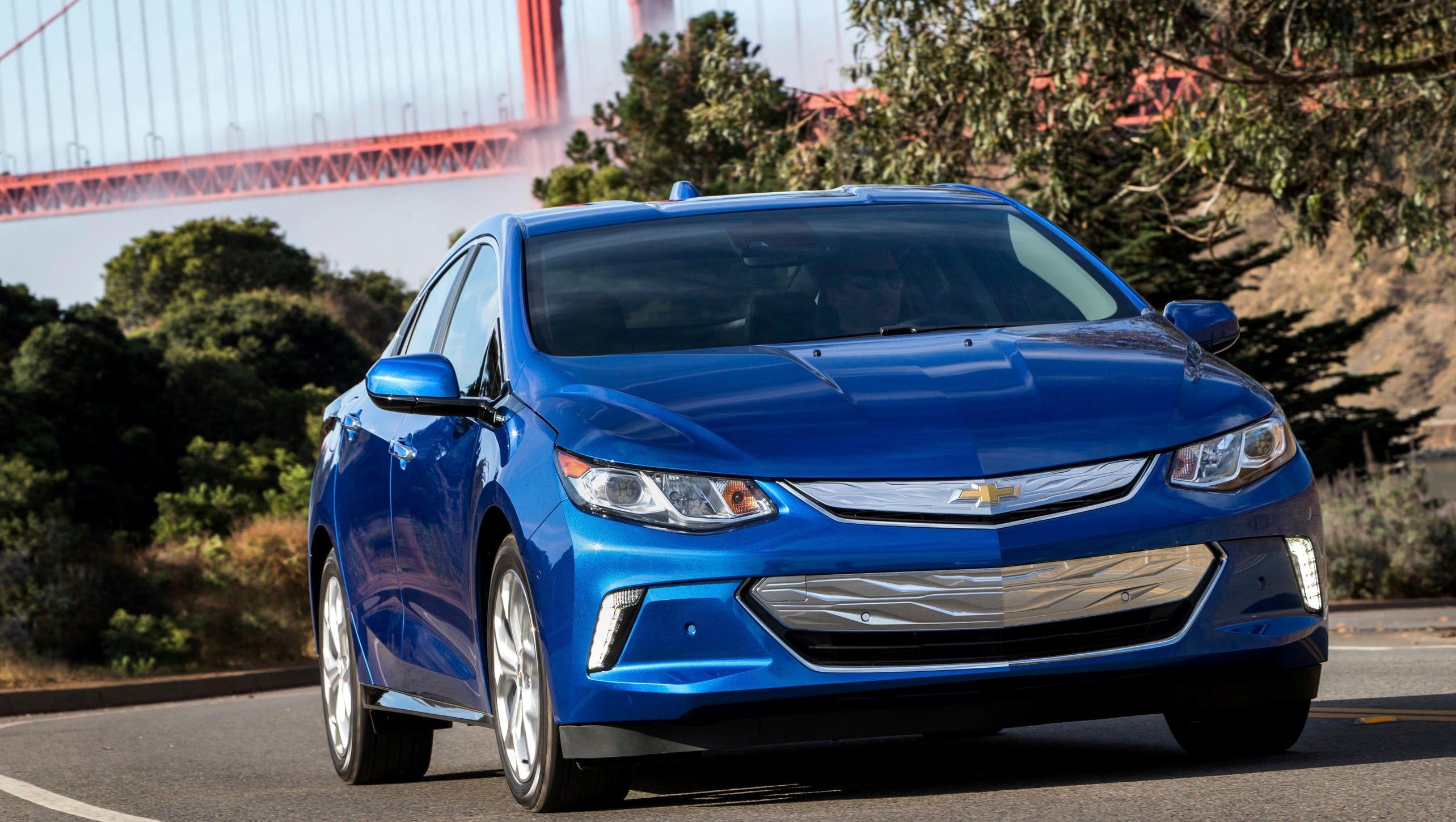 Gm To Kill Chevrolet Volt Cruze Impala Passenger Cars