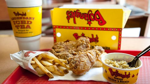 Bojangles' Famous Chicken & Biscuits is planning an expansion that will result in its first Pensacola location within the next few years.