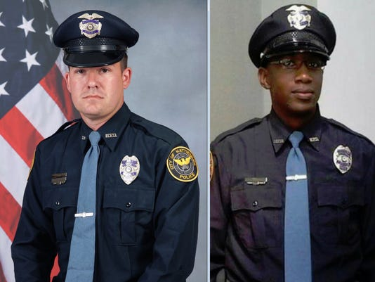 9th arrest made in Miss. officers' deaths