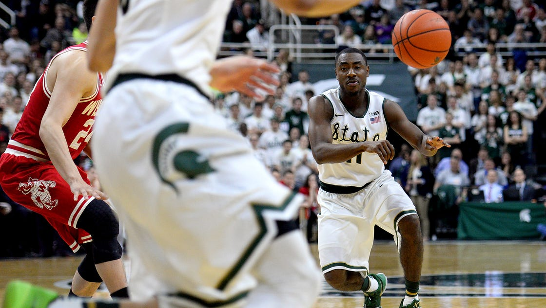 Nairn 'at peace' with new, limited role for Spartans