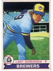 Sorensen, 62, was a 10-year major leaguer, starting