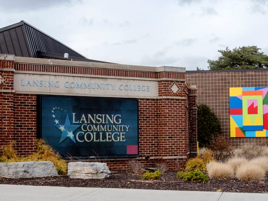 The Lansing Community College Board of Trustees will seek input from the public on Thursday, Jan. 16 as part of its search for a candidate to replace President Brent Knight. A sign is shown welcoming the public to Lansing Community College on Tuesday, Dec. 5, 2017.