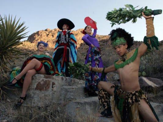 Viva El Paso will open on June 3 at the Mckelligon Canyon Amphitheater.