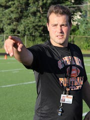 Coach David Sofran has Brother Rice pointed towards