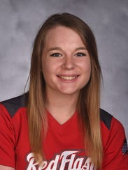 St. Francis softball player Hayley Norton (Spring Grove)